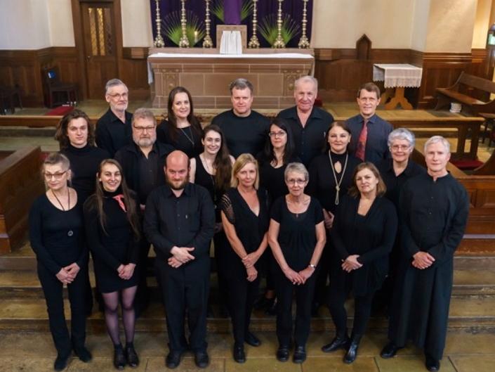 St James' High Mass Choir