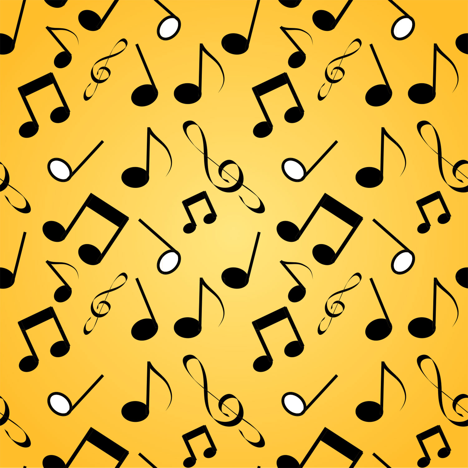 Magnificent Musical Notes Wall Decor Image - All About Wallart ...