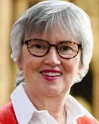 Revd Joyce Locht