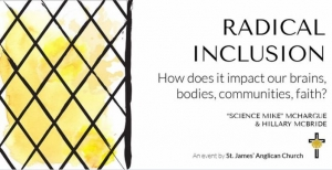 Radical inclusion screen shot